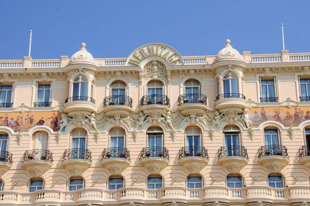 Hotel Hermitage de Montecarlo