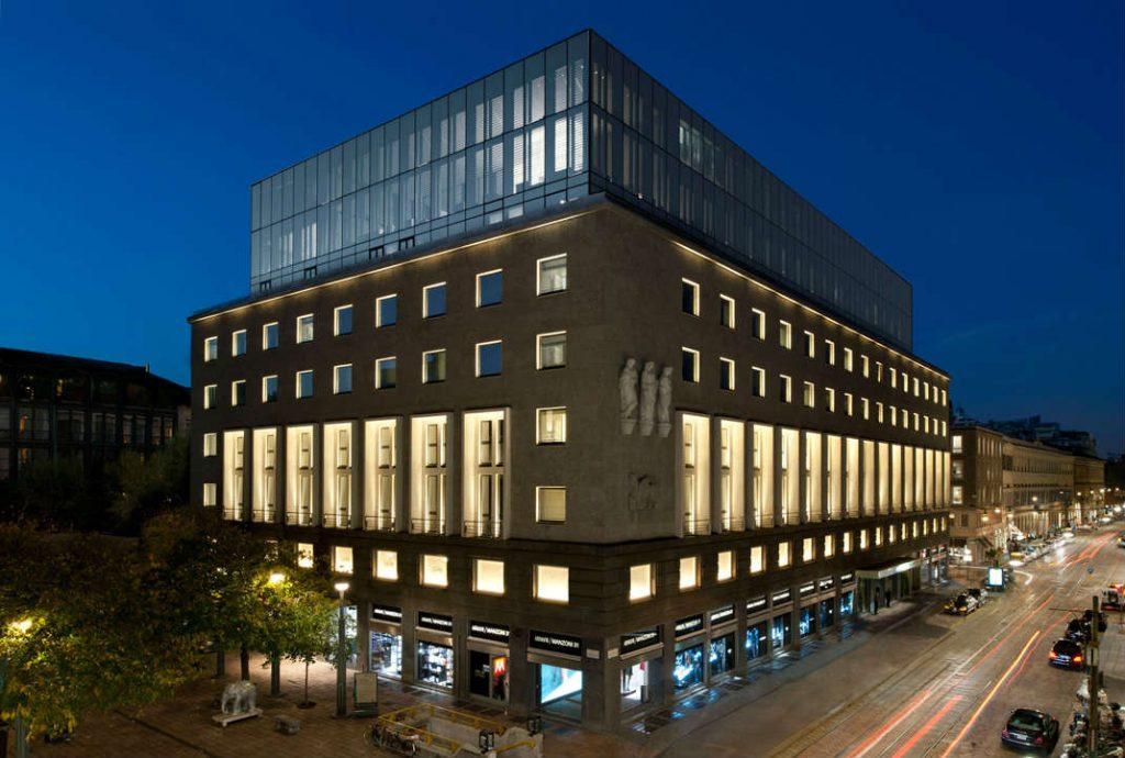 Hotel Armani, Salón del Mueble de Milán