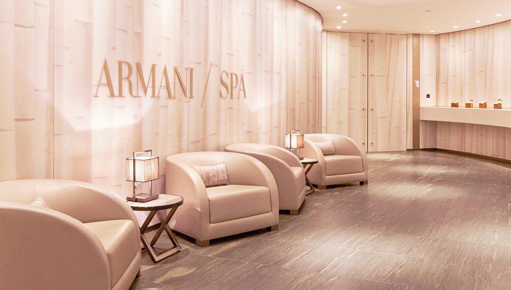 Spa Hotel Armani, Salón del Mueble de Milán