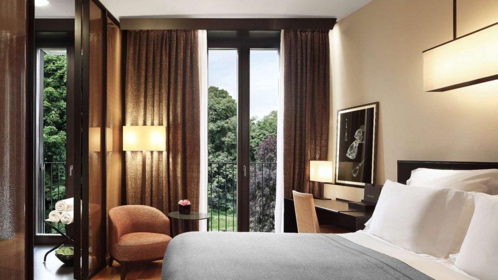 Bvlgari Hotel, Salón del Mueble de Milán