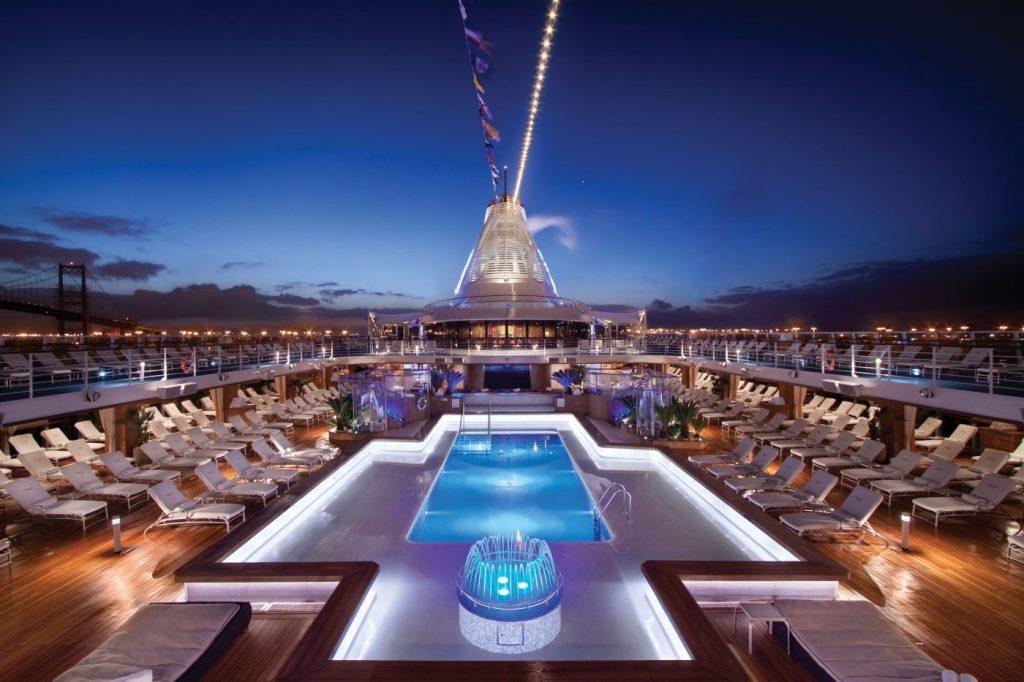 Oceania Cruises, Crucero Vuelta al Mundo
