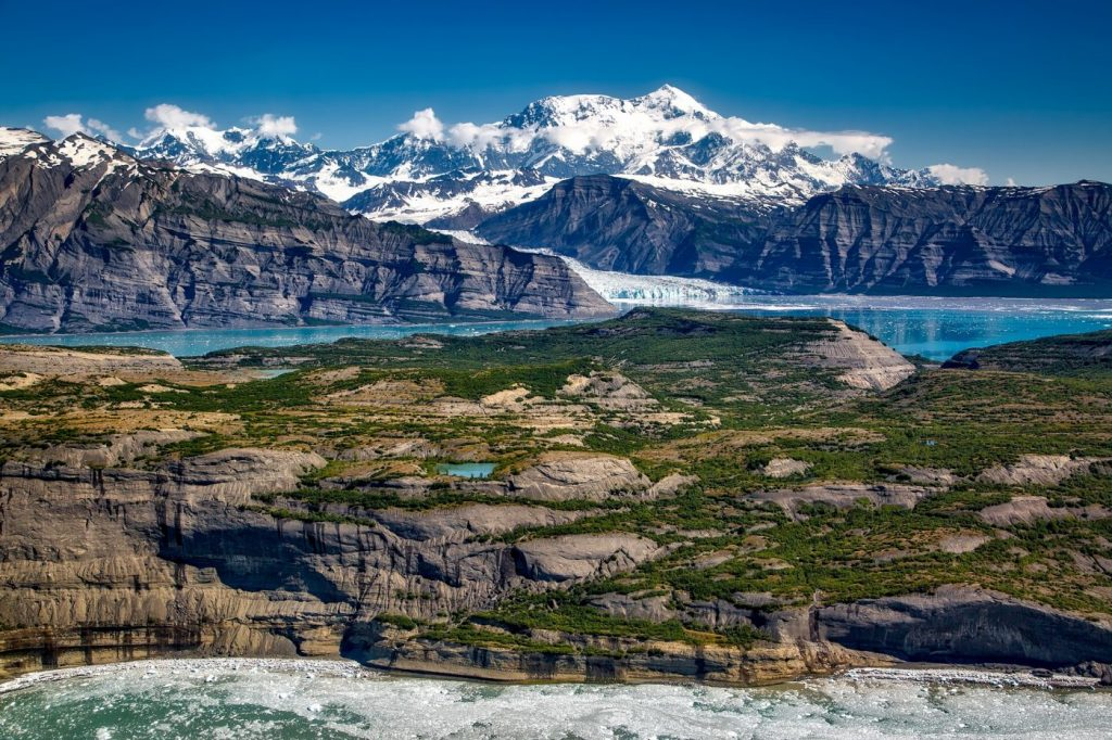 Alaska, Oceania Cruises, Crucero Vuelta al Mundo